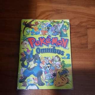 Pokemon omnibus vol 2