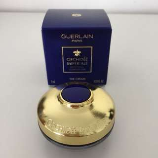 NEW Guerlain Paris orchid we Imperiale cream