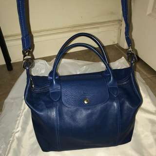 *reduced* Longchamp 2 Way Bag (Leather)