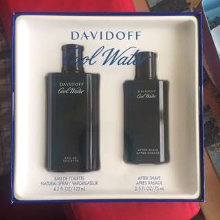 Davidoff Cool Water Cologne & After Shave