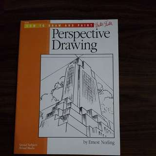 Perspective Drawing - Walter Foster