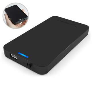 2.5-Inch SATA to USB 3.0 Tool-free External Hard Drive Enclosure | Black