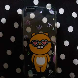 Iphone 6 kakao friends ryan 電話殼