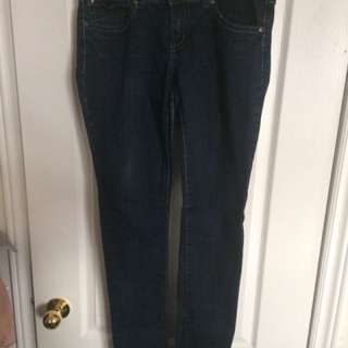 London Low Rise Skinny Fit Jeans - Size 9