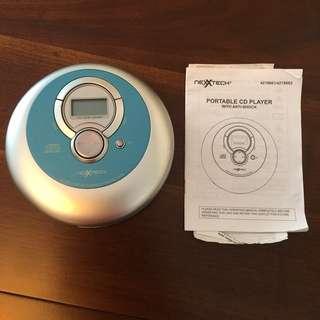 Nextech Portable CD Player