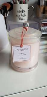Glasshouse candle Oahu 350g