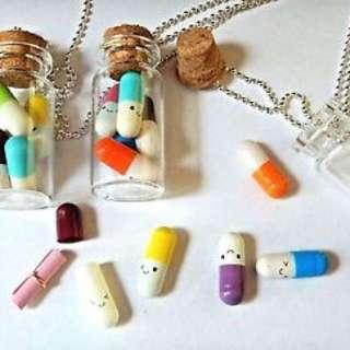 Cute Message Pills