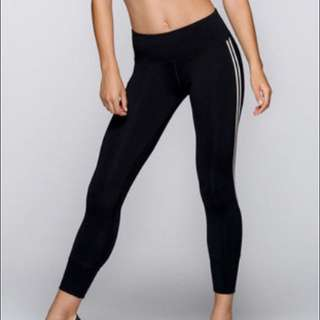 Lorna Jane ankle pants tights brand new XS