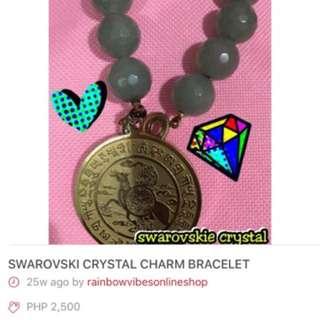 Swarovskie crystal