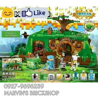 For Sale Latest MINECRAFT Building Blocks Toy