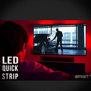 Usb led strip avail in red and multi colour