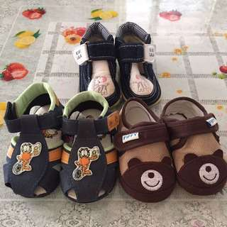 All Baby shoes at RM12
