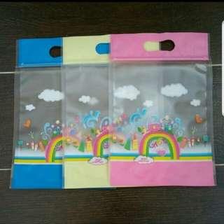 23.5x15.5cm Ziplock Gift Bag / Goodies Bag / Cookie Bag