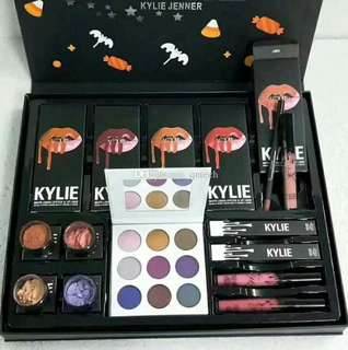 Kylie Jenner Halloween Collection The Fall Collection Bundle Set
