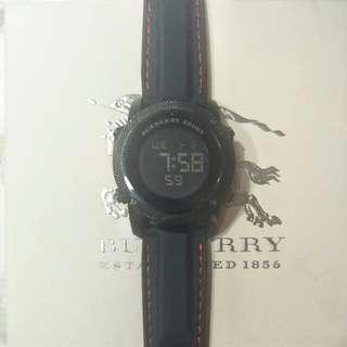 Burberry sport digital watch