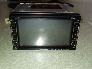 DVD Player double din Mohawk