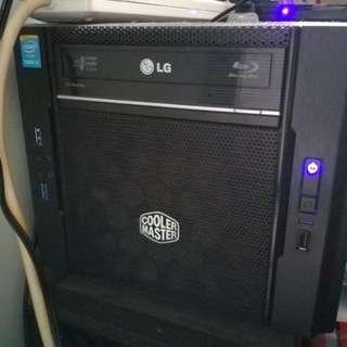 組裝電腦 mini ITX I5 16GB 獨立顯示卡連Win7/10