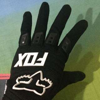 Fox Dirtpaw Cycling/ Motorcycling Gloves (authentic)