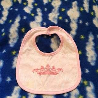 Baby Princess Tiarra Bib