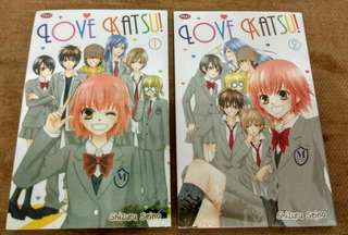 Komik Love Katsu 1-2