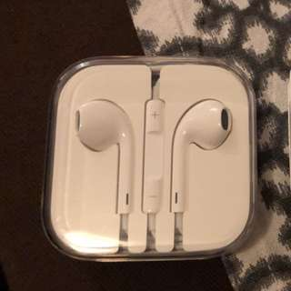 全新 原裝Apple iphone 耳機earphone