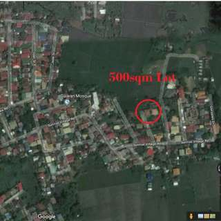 500sqm lot in Sunrise Village Guiwan