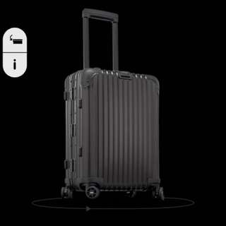 Brand New Rimowa Topas Stealth Cabin Bag