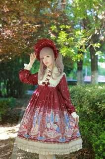 Honey Cat's astrology dress