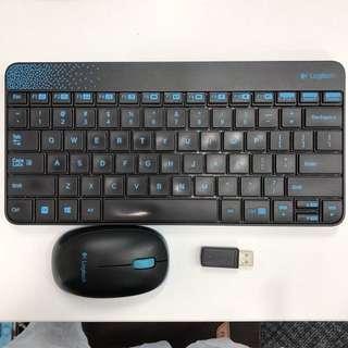 Logitech K240 Keyboard & Mouse