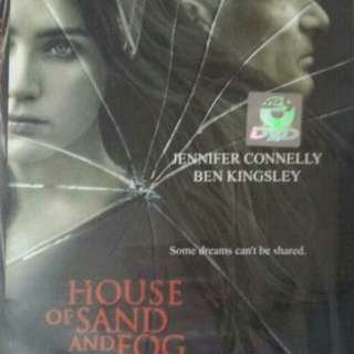 BLESS📬House Of Sand And Fog Movie DVD