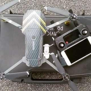 Sewaan Drone + Profesional Operator