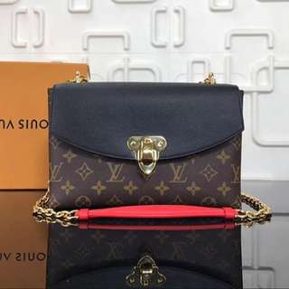 Louis Vuitton, Saint Placide Toile Monogram Noir