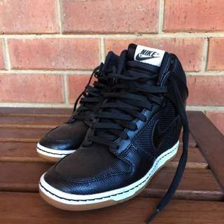 SALE Nike Wedge Shoes -size US 6.5