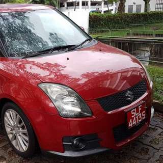 Suzuki Swift Sports 1.6M 2007