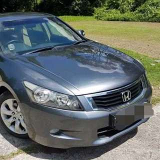 Honda Accord 2.0A ivtec 2008