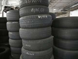 Used / 2nd Hand Tyres