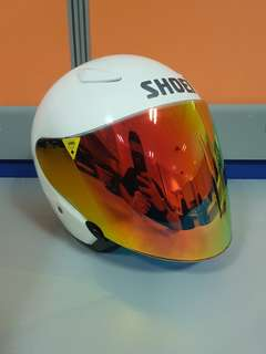 Shoei J Stream White Size M