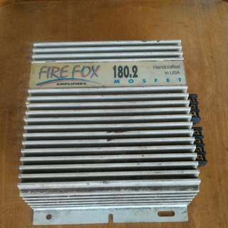 Fire Fox Power Amp