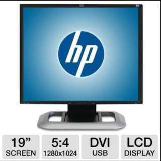HP LP1965 19 Inch LCD Monitor