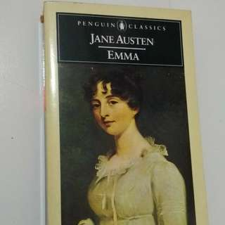 [Classics] Emma by Jane Austen