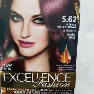 Loreal Paris Intense Violet Brown Hair Dye