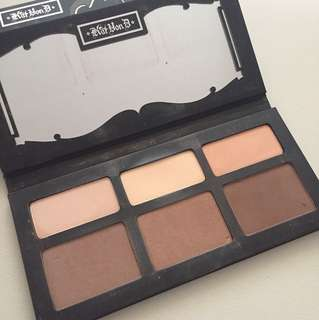 Authentic KAT VON D Shade+Light contour