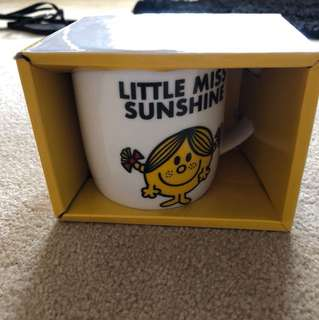 Little Miss Sunshine Mug