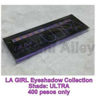 LA GIRL Eyeshadow Palette - ULTRA
