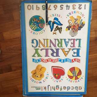 Big book of early learning