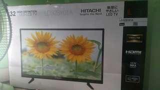 Hitachi tv 32in brandnew