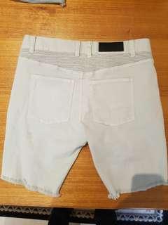 Sushi Radio off white chino shorts | sz 30