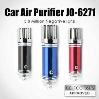 CAR IONIZER AND PURIFIER