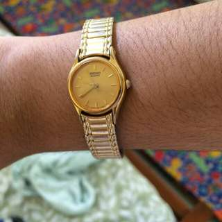 Prevalentine reprice Seiko Ladies Watch Authentic From US!!!