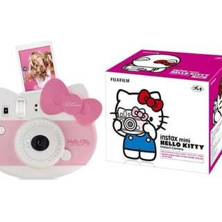 (NEW) Hello kitty Fujifilm